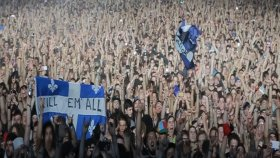 Metallica- Thank You, Quebec City!