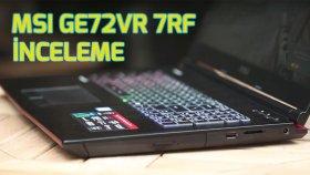 MSI GE72VR 7RF İNCELEME - 7700HQ, 1060, 120 Hz EKRAN, OYUN CANAVARI!