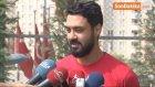 Pasaportunda 'Tahdit' Kaydı Bulunan Ünlü Futbolcu Bekir İrtegün Gözaltına Alındı