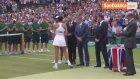 Wimbledon Kadınlar Finalinini Muguruza Kazandı