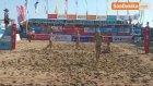 Bayanlar Plaj Voleybolunda Şampiyon Finlandiya