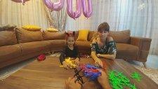Cambaz, En İyi Dengeyi Kim Sağlayan Oyunu Kazanacak, Eğlenceli Çocuk Videosu