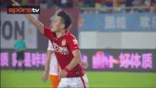 Guangzhou Evergrande 2-1 Shandong Luneng (Özet)