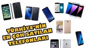 Iphone'u Bile Geçti!  - Türkiye'nin En Çok Satan Telefonları!