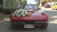 Klasik Otobillerle Düğün Konvoyu Yapmak