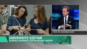 """MEF Üniversitesi CNN Türk """"Sait Gürsoy'la Başarıya Doğru"""" Programında 16.07.2017"""
