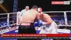 Boksör Fırat Arslan, Avrupa Şampiyonu Oldu