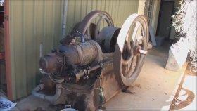 105 Yaşındaki Gazyağı Motoru