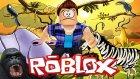 Dünyanın En Tehlikeli Hayvanat Bahçesinden Kaçıyorum! - Roblox