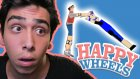 Adama Smaç Basmak - Happy Wheels #1