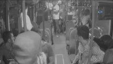 Halk Otobüsü Savaş Alanına Döndüren Olay