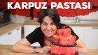 Karpuz Pastası (Tüm Aile İçin) | İki Anne Bir Mutfak