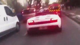 Mathieu Valbuena'nın Arabasına Vuran Taraftara Atarlanması