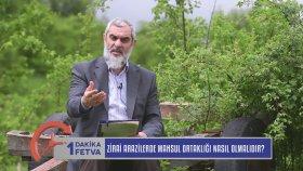 527) Zirai Arazilerde Mahsul Ortaklığı Nasıl Olmalıdır?/birfetva - Nureddin Yıldız