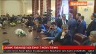 Adalet Bakanlığı'nda Devir Teslim Töreni