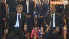 Başbakan Yardımcısı Canikli Görevini Bekir Bozdağ'a Devretti