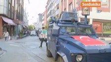 Beyoğlu'nda Silahlı Market Soygunu