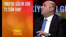 Çetiner Çetin: Abd'de Gülen Gibi 73 İsim Var