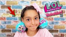 LOL Sürpriz Bebek Topları Challenge ! Bu Sefer Güzel Oldu