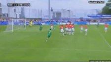 Miroslav Stoch'un Monaco'ya Attığı Mükemmel Gol