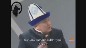 Tengrici-Müslüman Tartışması