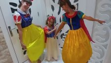 3 Pamuk Prenses Kostüm , En Güzel Kostüm Hangisi