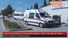 Çorum'da Otobüs ile Otomobil Çarpıştı: 3 Ölü, Çok Sayıda Yaralı Var