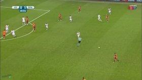 Galatasaray 1-1 Östersunds (Maç Özeti - 20 Temmuz 2017)