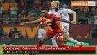 Galatasaray - Östersunds Fk Maçından Kareler -2-