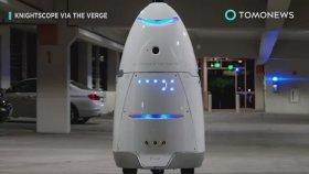 Göz Göre Göre İntihar Eden Robot