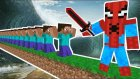 Minecraft Düşersen Doğal Afet