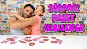 Sürpriz Paket Challenge Annemden Babama Büyük Sürpriz !!