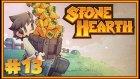 Yeni Mühendisimiz Ve Yeni Saldırılar - Survival, Macera, Koloni - Stone Hearth Türkçe - #13