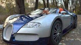 Bugatti'nin Çocuklar İçin Tasarladığı Küçük Boy Arabası