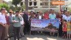 İsrail Uşak'ta da Protesto Edildi