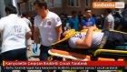 Kamyonetle Çarpışan Bisikletli Çocuk Yaralandı