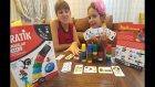 Pratik bardaklar REDKA Bardak dizmece oynadık,zeka ve konsantrasyon geliştirici oyun, toys unboxing