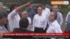 Trabzonspor Başkanı Usta, Tesis Yapımı Için Belirlenen Yerleri Gezdi