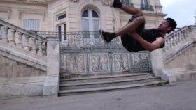 Adrenalin Tutkunu İnsanlardan Muhteşem Hareketler