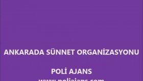 Ankarada Sünnet Organizasyonu
