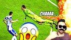 En Komik  ve Efsane Futbol Vineları ! 2017