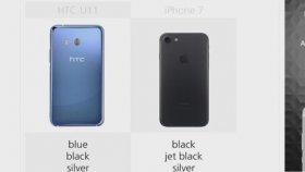 HTC U11 ve iPhone 7 ye Karşı Özellik Karşılaştırması