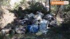 Ormanı Çöp Sahası Gibi Kullanıyorlar