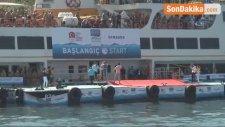 29. Samsung Boğaziçi Kıtalararası Yüzme Yarışı Yapıldı
