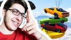 ARABALAR İLE HEDEFİ VURMA! (GTA 5 Online Komik Anlar)