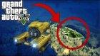Denizde Gizemli Yaratık !! | Gta 5 Sırları 2