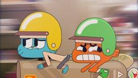 Kaşıklı Parmak İzi Adam (Gumball Türkçe Dublaj | Cartoon Network)