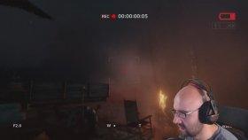 Korku oyunu oynarken Kızı odaya giren yayıncı