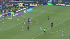 Neymar'ın Juventus Defansını İpe Dizmesi