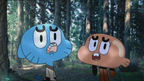 Ormanda Felaketler (Gumball Türkçe Dublaj | Cartoon Network)
